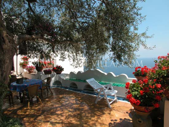 Rental villa Amalfi Coast