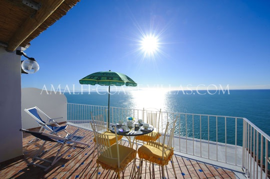 Rental villas Amalfi Coast