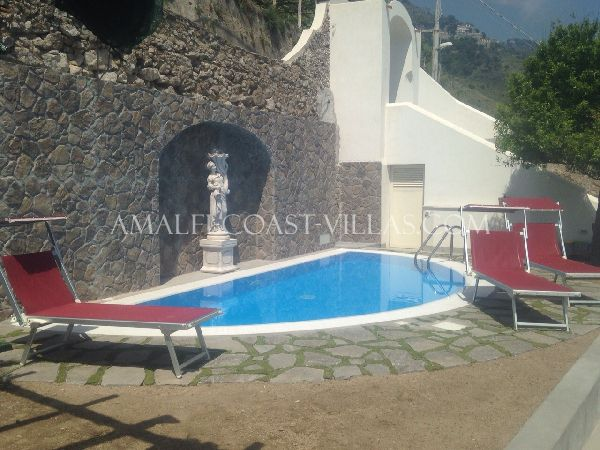 Villa Virginia Praiano charming rental - Amalfi Coast