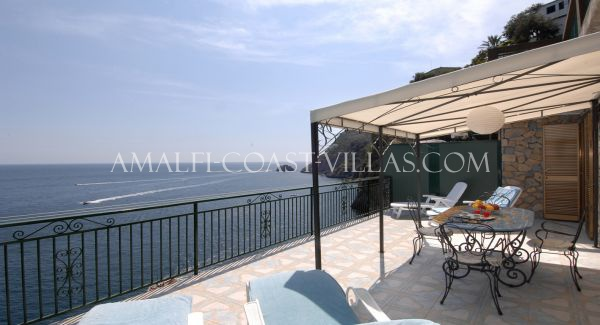 Villas for rent Amalfi Coast