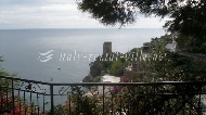 Amalfi coast holiday villas