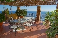 holiday villas in Amalfi coast